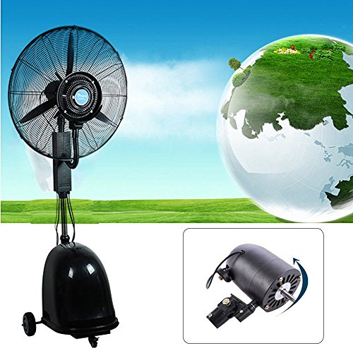 GDAE10-Air-Circulator-Fan-26-Commercial-High-Velocity-Outdoor-Indoor-Mist-Fan-Industrial-Cool-Black-US-Stock-0