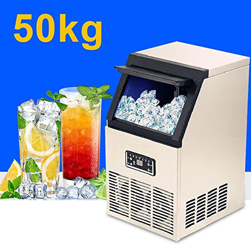 GDAE10-Portable-Ice-Cube-Making-MachineAuto-Commercial-Ice-Machine-Stainless-Steel-110-lbs-Ice-Cube-Maker-for-Home-Offices-Schools-Commercial-Use-110V-US-Stock-0-2