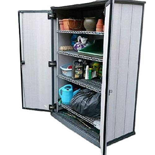 Garden-Plastic-Shed-Vertical-Patio-Storage-Shed-Outdoor-Yard-Deck-Cubby-Garden-Storage-Organizer-Furniture-Ebook-By-Easy2Find-0