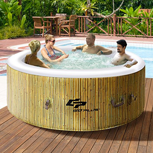 Goplus-4-Person-Inflatable-Hot-Tub-Outdoor-Jets-Portable-Heated-Bubble-Massage-Spa-Set-wFilter-Repair-Kit-Beige-0