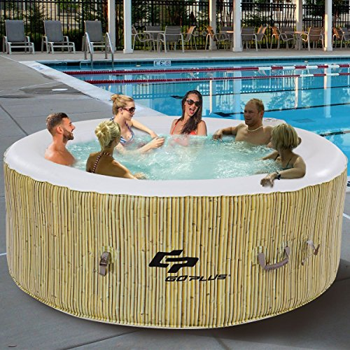 Goplus-6-Person-Inflatable-Hot-Tub-for-Portable-Outdoor-Jets-Bubble-Massage-Spa-Relaxing-wAccessories-Beige-0-0