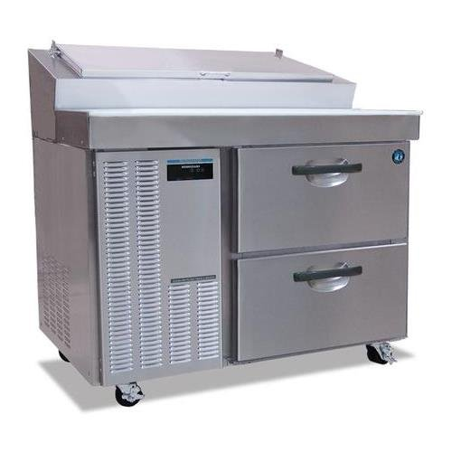 HPR46A-D-46-Professional-Series-Preparation-Table-Refrigerator-with-85-cu-ft-Capacity-EverCheck-Controller-Stainless-Steel-Constructiom-and-Night-Switch-Stainless-Steel-0-0