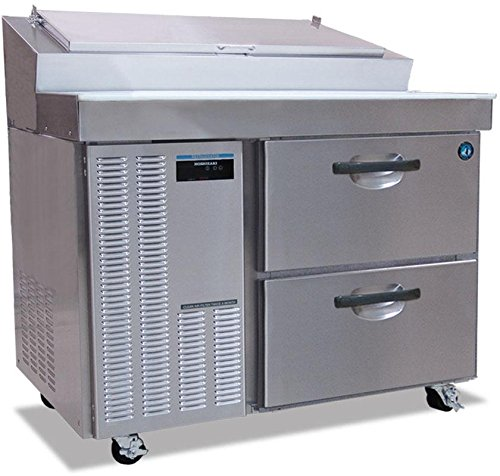 HPR46A-D-46-Professional-Series-Preparation-Table-Refrigerator-with-85-cu-ft-Capacity-EverCheck-Controller-Stainless-Steel-Constructiom-and-Night-Switch-Stainless-Steel-0
