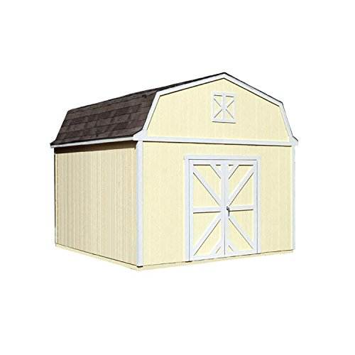 Handy-Home-Products-Sequoia-Wooden-Storage-Shed-0-2