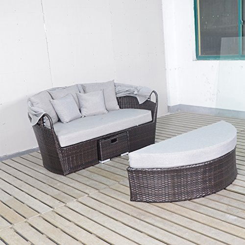 Harmony-Life-Wicker-Daybed-with-Retractable-Canopy-Outdoor-Rattan-Furniture-Patio-Coffee-Table-Sectional-Sofa-Set-Full-assembled-Aluminium-Frame-0-0