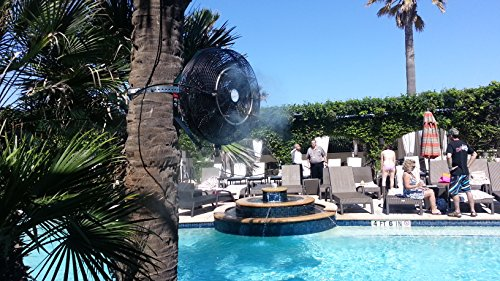 High-Velocity-Outdoor-Mist-Fan-For-Patio-Cooling-Restaurant-Misting-Industrial-Cooling-Rated-for-Indoor-and-Outdoor-Applications-3-Speed-Fan-0-2