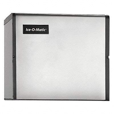 Ice-O-Matic-ICE0520HW-ICE-Series-Modular-Half-Cube-Ice-Machine-with-Water-Condensing-Unit-Evaporator-Harvest-Assist-Filter-Free-Air-and-Superior-Construction-Stainless-Steel-0