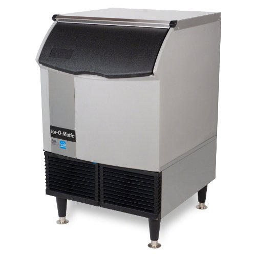 Ice-O-Matic-Self-Contained-Cube-Ice-Maker-Med-to-Large-Production-Capacity-Full-Water-0