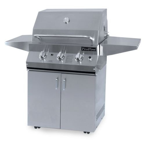 LX-Series-PFLX26SSCB-Stainless-Steel-Cart-26-LP-Grills-CART-ONLY-0-0
