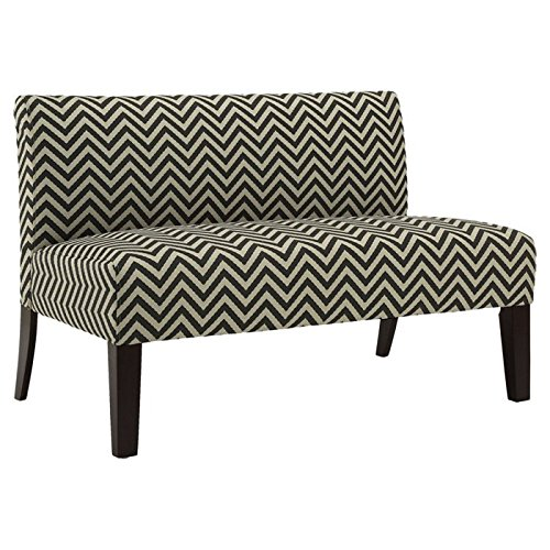 Lively-Loveseat-Boosts-Pleasant-Pop-of-Pattern-with-Chic-Chevron-Motif-Perfecto-for-Any-Simple-Space-that-Could-Use-an-Eye-Catching-Update-Woven-Fabric-Upholstery-Expert-Guide-0-0