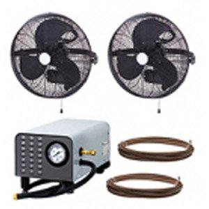 MEDIUM-PRESSURE-300psi-18-24-Fan-Wall-Mount-Mist-Kits-fully-enclosed-pump-0