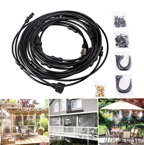 MY-HOPE-Outdoor-Misting-Cooling-System-Garden-Agriculture-Water-Mister-Nozzles-Set-39FT-0-0