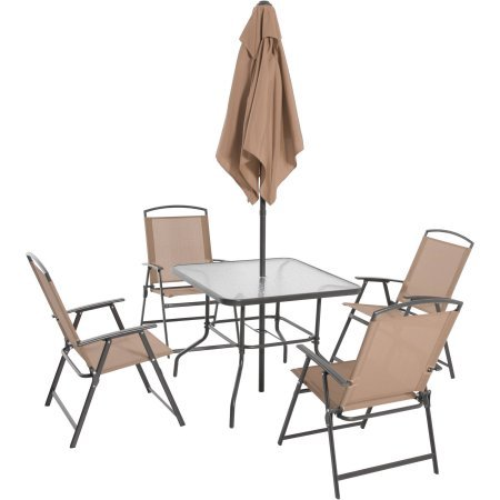 Mainstays-Albany-Lane-6-Piece-Folding-Dining-Set-0-1
