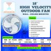Misting-Fan-Kit-18-Inch-Outdoor-Fan-with-250-PSI-Misting-Pump-Stainless-Steel-Misting-Fan-Ring-0-1