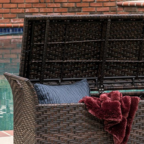 Multi-tone-Brown-Wicker-Fully-Assembled-Outdoor-Backless-Storage-Patio-Bench-Ottoman-0-0