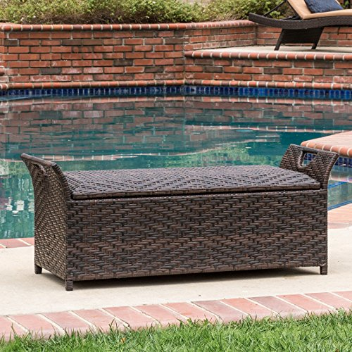 Multi-tone-Brown-Wicker-Fully-Assembled-Outdoor-Backless-Storage-Patio-Bench-Ottoman-0