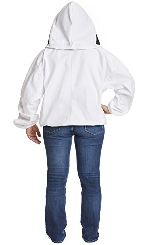 NATURAL-APIARY-Max-Protect-Beekeeping-Jacket-100-Fine-Cotton-Veil-Maximum-Protection-Professional-Beginner-Beekeepers-0-2