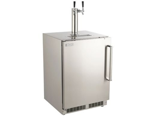 New-Outdoor-Rated-Left-Swing-Kegerator-with-Handle-0