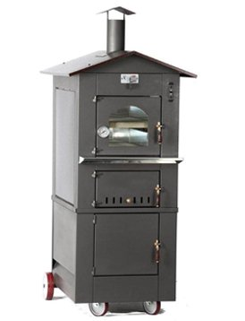 OMCAN-43648-Wood-Burning-Oven-With-Roof-0