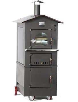 OMCAN-43649-Wood-Burning-Oven-With-Roof-0