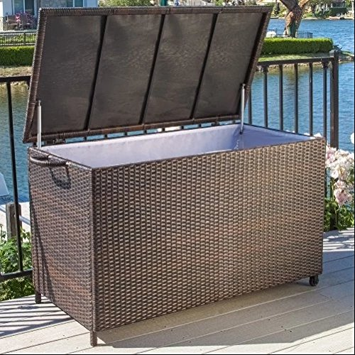 Outdoor-Decor-Furniture-Anistan-150-Gallon-Wicker-Deck-Box-5433L-x-26W-x-2913H-in-Brown-0