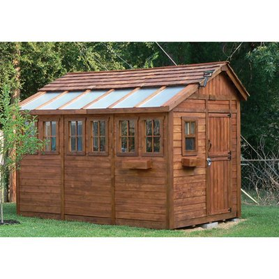 Outdoor-Living-Today-SunShed-8-x-12-Garden-Building-0
