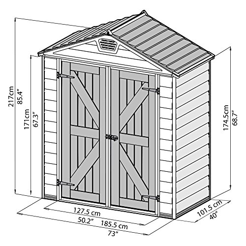 Palram-SkyLight-Storage-Shed-8-x-20-0