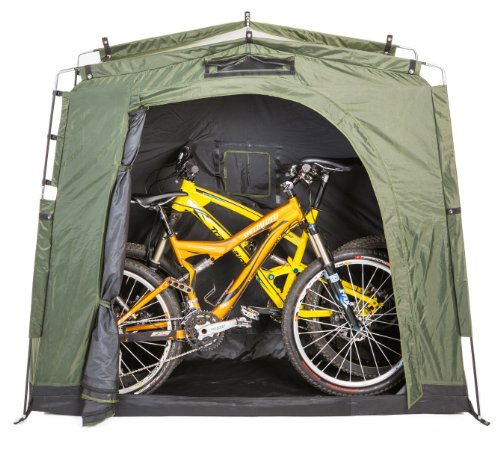 Premium-Storage-Shed-Bicycle-Sheds-for-Outdoor-Garden-or-Patio-in-Suncast-Vinyl-Design-by-YardStash-0-1