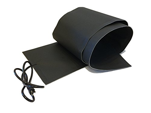 RHS-Snow-Melting-System-roof-and-valley-snow-melting-mats-Sizes-8-feet-x-13-inches-Color-black-UL-components-8-ft-mat-melts-2-inches-of-snow-per-hour-snow-free-valley-and-roof-heaters-0