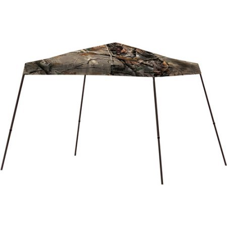 Realtree-10-x-10-Canopy-Offers-64-Sq-Feet-of-Shade-82-center-height-with-50-Plux-UV-Protection-Easy-To-Assemble-Camo-0