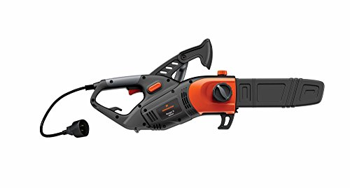 Remington-RM1035P-Ranger-II-8-Amp-Electric-2-in-1-Pole-Saw-Chainsaw-Foot-Telescoping-Shaft-and-10-Inch-Bar-for-Tree-Trimming-and-Pruning-0-1