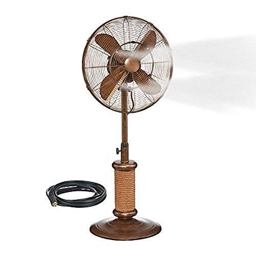 SD-LIFE-19-Inch-Summer-Misting-Fan-Stainable-Cooling-Air-Outdoor-3-Fan-Option-Garden-Spring-New-0