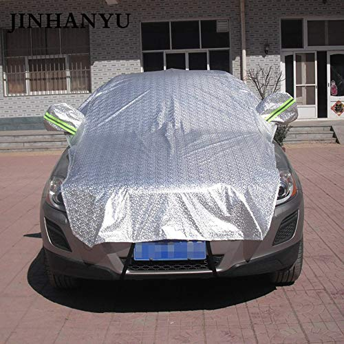 SaveStore-Car-Half-Cover-Prevent-Rain-Sun-Snow-Thick-Cars-Covers-Coating-Shield-Hatchback-Sedan-SUV-Optional-0-0