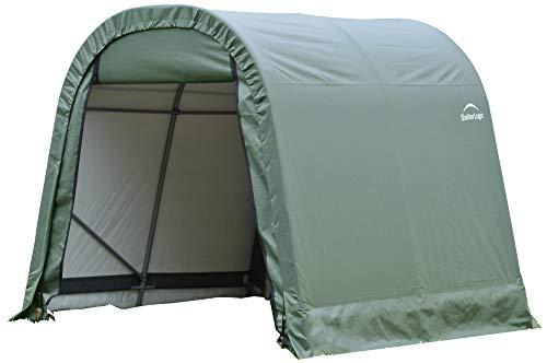 ShelterLogic-71072-Green-10x24x10-Round-Style-Shelter-0