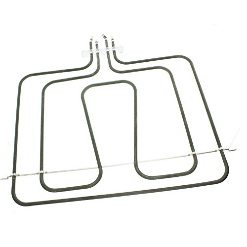 Spares2go-Dual-Grill-Element-For-Diplomat-Oven-Cooker-2500W-0-1
