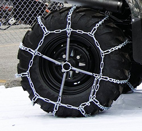 The-ROP-Shop-New-4-Link-TIRE-Chains-TENSIONERS-29x12x15-for-Sears-Craftsman-Mower-Tractor-0