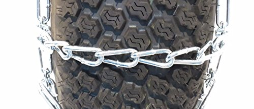 The-ROP-Shop-Pair-4-Link-TIRE-Chains-225x12x9-fit-Many-Honda-ATC-TRX-ATV-All-Terrain-Vehicle-0-0
