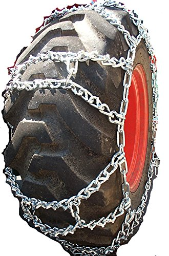 TireChaincom-V-Bar-Duo-Trac-Tractor-Tire-Chains-15-195-Tractor-Priced-per-Pair-0-1