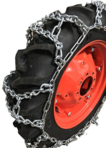 TireChaincom-V-Bar-Duo-Trac-Tractor-Tire-Chains-15-195-Tractor-Priced-per-Pair-0