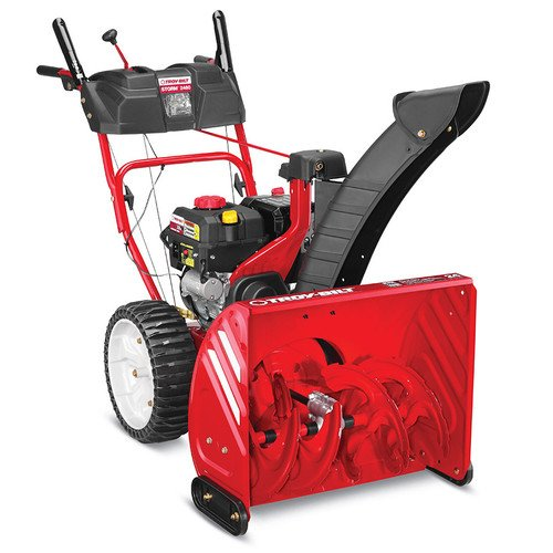 Troy-Bilt-31AM6BO2766-Storm-2460-208cc-Gas-24-in-2-Stage-Snow-Thrower-0