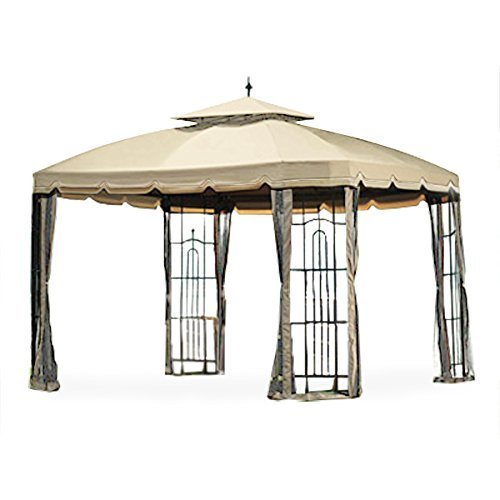 Ultra-Grade-RIPLOCK-Fabric-Replacement-Canopy-The-Bay-Window-10-x-12-Sold-at-Big-Lots-RIPLOCK-350-0