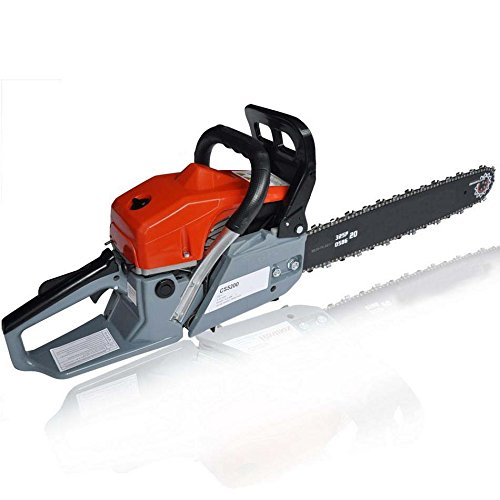 Utheing-Chain-Saw-20-2-Stroke-42HP-Gas-Powered-with-Smart-Start-Super-Air-Filter-System-Automatic-Carburetor-and-Tool-Kit-0