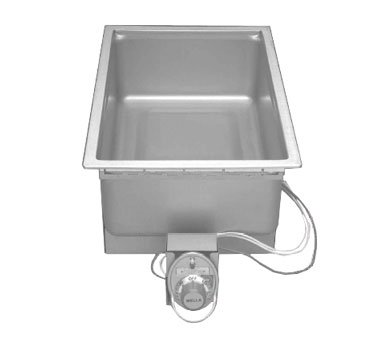 Wells-SS-206ETD-Economy-Food-Warmer-bottom-mount-built-in-electric-square-corner-0