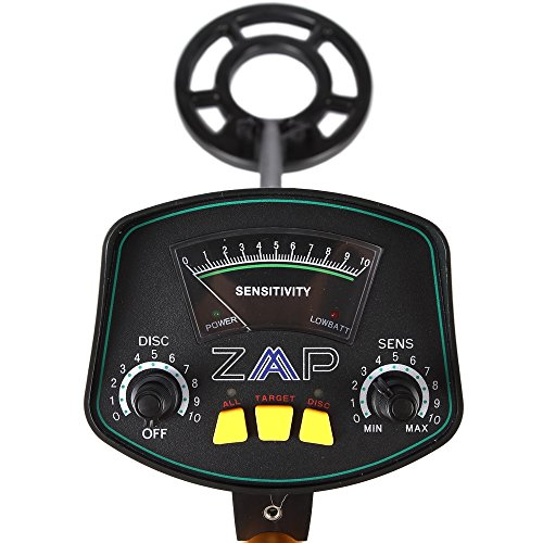 ZAAP-Metal-Detector-with-Waterproof-Search-Coil-0-1
