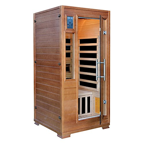 1-Person-Hemlock-Infrared-Sauna-with-5-Carbon-Heaters-0