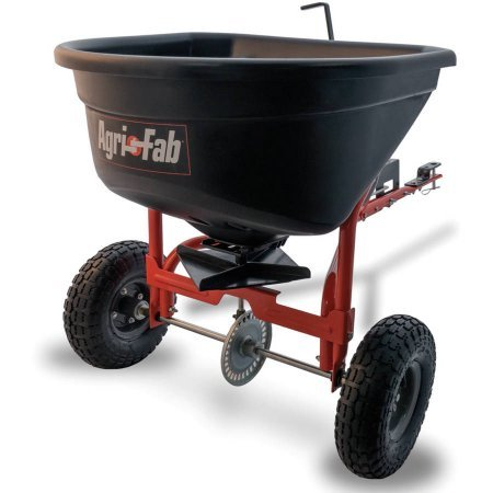 110lb-Tow-Spreader-Steel-10-spread-width-Covers-Approximately-13-acre-17500-sq-ft-0