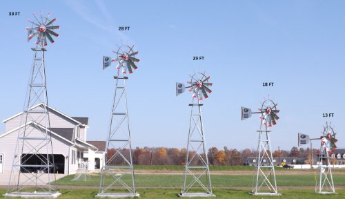 18-COMMERICAL-GRADE-POND-AERATION-WINDMILL-AERATOR-WIND-MILL-0-0