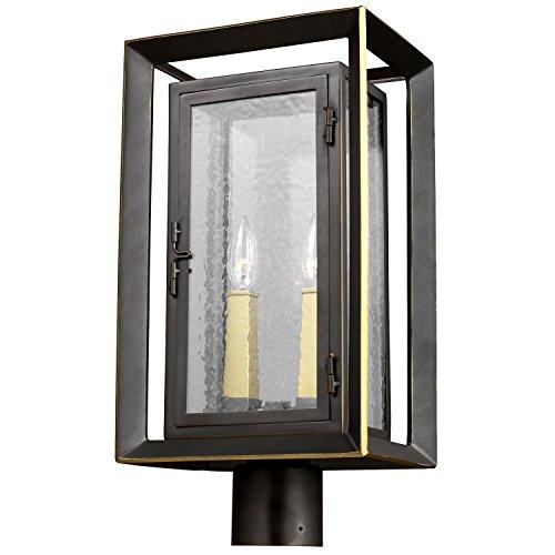 2-Light-Outdoor-Post-Lantern-0