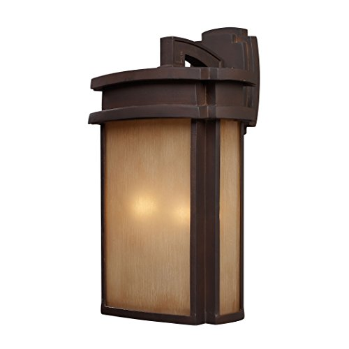 2-Light-Sconce-In-Clay-Bronze-0