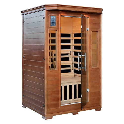 2-Person-Hemlock-Infrared-Sauna-with-6-Carbon-Heaters-0